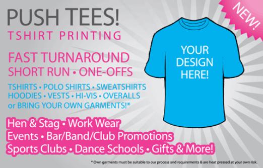 T Shirt Printing Glasgow